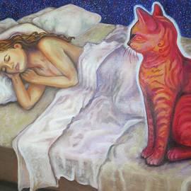 Red Cat Dream by Karen Nell McKean