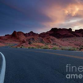 Mike Dawson - Red Desert Highway