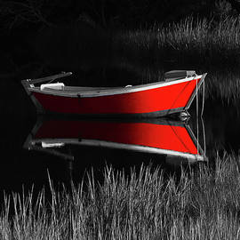 Juergen Roth - Red Dinghy