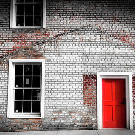 Red Door by Jim Love