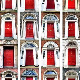 John Rizzuto - Red Doors of Dublin