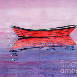 Melly Terpening - Red Dory
