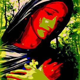 Ed Weidman - Red Faced Madonna