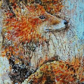 Red Fox by Jean Cormier
