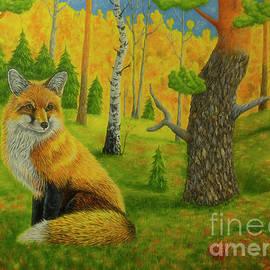 Veikko Suikkanen - Red Fox