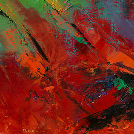 Mary-Elise Art and Design - Red Intense