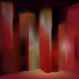 John Krakora - Red