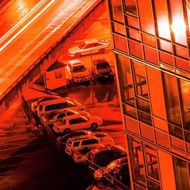 Amyn Nasser - Red Light Overpass