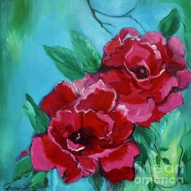Red Lovelies by Jenny Lee