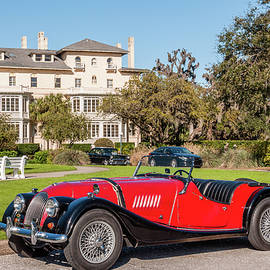 Red Morgan At The Jekyll Island Club by Andrew Wilson