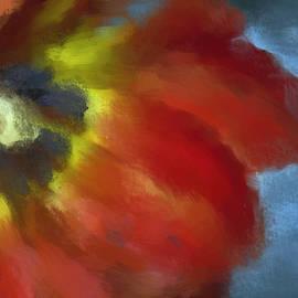 Marci Potts - Red on a Sky of Blue