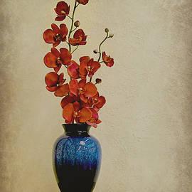 Barbara Zahno - Red Orchids