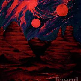 Diana Dearen -  Red  Planet