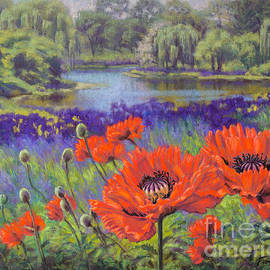 Fiona Craig - Red Poppies 1