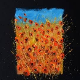 Pol Ledent - Red poppies 6771