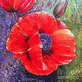 Viktoriya Sirris - Red Poppies