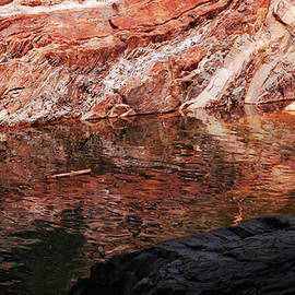 Red River by Donna Blackhall