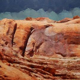 Ronald Bolokofsky - Red Rock