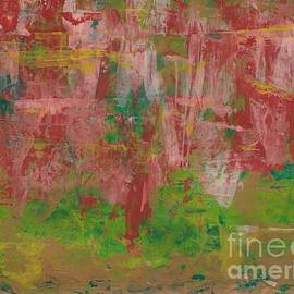 Marlena Leach - Red Rocks Abstract