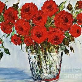 Amalia Suruceanu - Red Roses memories