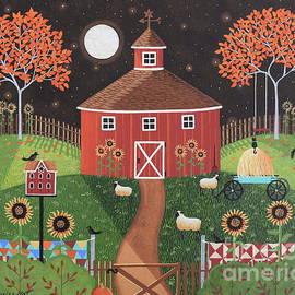 Mary Charles - Red Round Barn