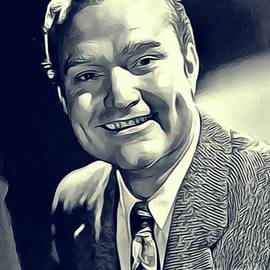 Red Skelton, Vintage Actor - John Springfield
