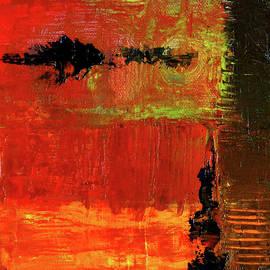 Nancy Merkle - Red Sky Abstract