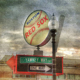 Joann Vitali - Red Sox Art - Boston
