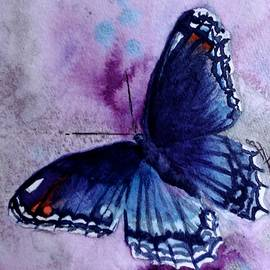 Beverley Harper Tinsley - Red Spotted Purple 2