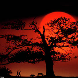 Red Sun Rising by Jerry Griffin