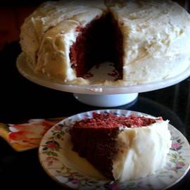 Red Velvet Cake by Kay Novy