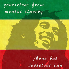 Redemption Song Free Our Minds by Anthony Murphy
