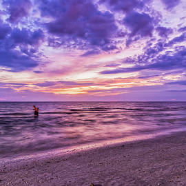 Abraham Schoenig - Redington Long Pier Beach