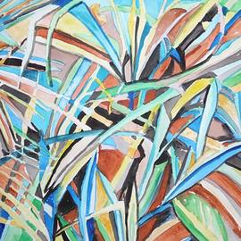 Reed Abstraction by Esther Newman-Cohen