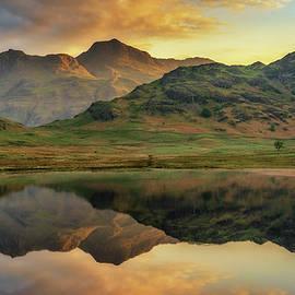Reflected Peaks by James Billings