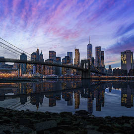 Kyle Barden - Reflecting on the East River