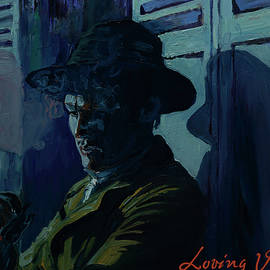 Reflecting On The Nightmare - Michael Palapouidis
