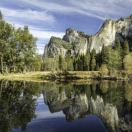 Reflecting On Yosemite by Chris Cousins