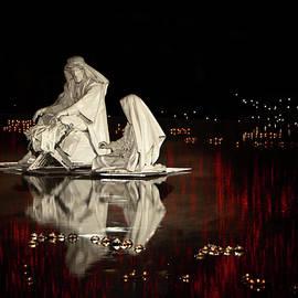 Reflecting The Nativity by David Andersen