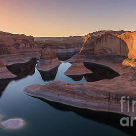 Reflection Canyon, Lake Powell, Utah by Henk Meijer Photography