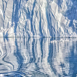 reflection of the iceberg - Greenland - Joana Kruse