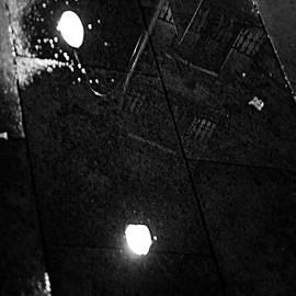Reflection Of Wet Street by Agusti Pardo Rossello