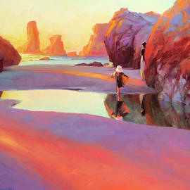 Reflection by Steve Henderson