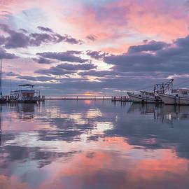 Leticia Latocki - Reflections at the Little Marina