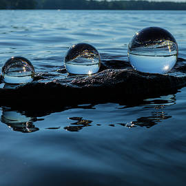 Reflections in Crystal by Linda Howes