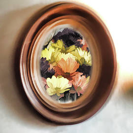 Aliceann Carlton - Reflective Flowers
