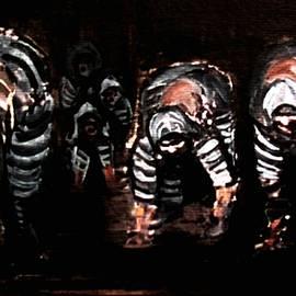 Hazel Holland - Release the Captives