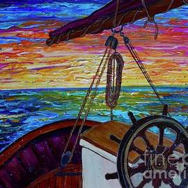 Release The Sails by Jacqueline Athmann