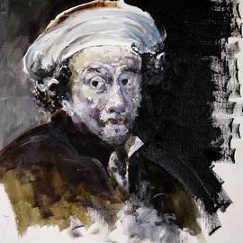 Rembrandt Interpretation by Edward Wielkowiejski
