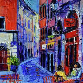Mona Edulesco - Rendez Vous In Vieux Lyon